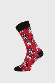 Червени чорапи Bulldog