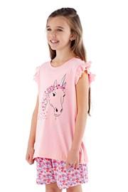 Dívčí pyžamo Polly krátké