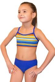 Dívčí dvoudílné plavky Klara