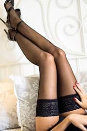 Силиконови чорапи Lady Hold Ups