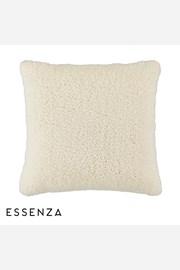Dekorační polštář Essenza Home Lammy bílý