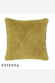 Dekorační polštář Essenza Home Lammy žlutý