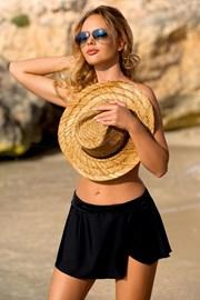 Plážová sukně Leya Black