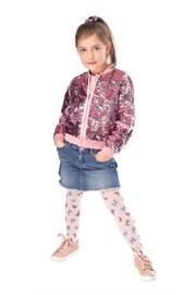 Dívčí punčochové kalhoty Looney