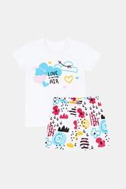 Dívčí pyžamo Love Art