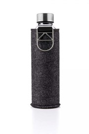 Skleněná láhev s plstěným obalem EQUA 750ml