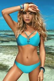 Dámské dvoudílné plavky Marbella blue