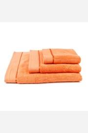 Ručník mikrobavlna oranžový