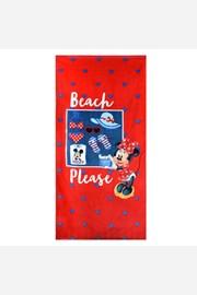 Dívčí plážová osuška Minnie
