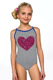 Dívčí jednodílné plavky Ina