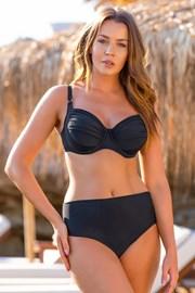 Horní díl dámských plavek Chloe Black