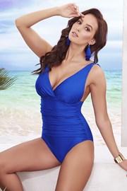 Dámské jednodílné plavky Sofia Blue