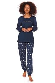 Dámské pyžamo Alex modré