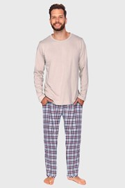 Béžové pyžamo Milton