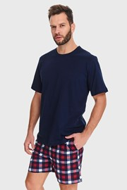 Tmavěmodré pyžamo Wilton