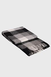 Vlněná deka Palermo šedá