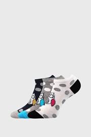 3 PACK dámských ponožek Piki 62