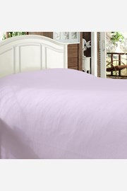 Luxusní přehoz na postel Bamboo levandulový
