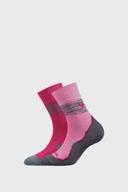 2 PACK dívčích ponožek VOXX Prime