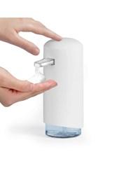 Dávkovač mýdlové pěny Compactor bílý
