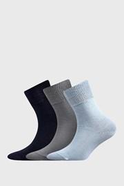 3 PACK chlapčenských ponožiek Romsek