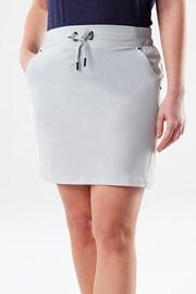 Dámská šedá sukně LOAP Umiko