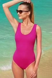 Jednodílné plavky Samui Pink