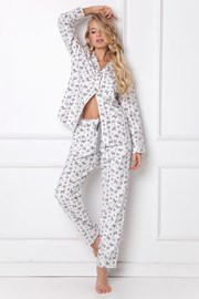 Dámské flanelové pyžamo Serene