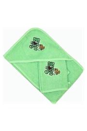 Szett csecsemők számára, zöld