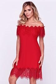 Dámská elegantní košilka Sevilla červená