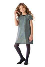 Dívčí punčochové kalhoty Shiny