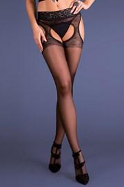 Punčochové kalhoty Strip panty Silvana