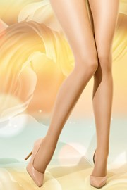 Punčochové kalhoty s UV ochranou 12 DEN
