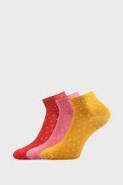 3 PACK dámských ponožek Susi