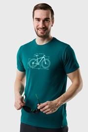 Zelené triko LOAP Mugs