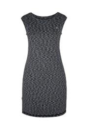 Dámské černé sportovní šaty LOAP Mamba