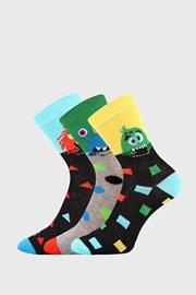 3 PACK chlapeckých ponožek Ufonek