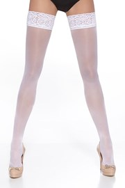 Samodržící punčochy Vivien 40 DEN