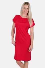 Dámské šaty EVONA Voda červené