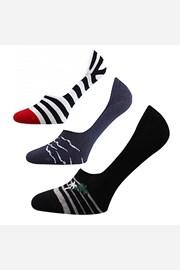 3 PACK dámských ponožek Vorty