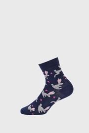 Dívčí ponožky Rabbits
