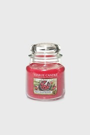Yankee Candle lumanare Red Raspberry, medie