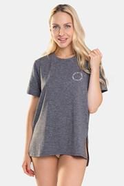Tričko DKNY šedé