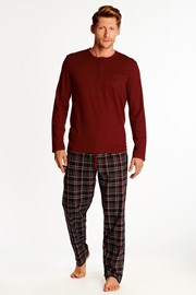 Červené pyžamo Zeta