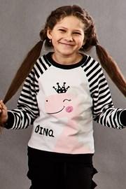 Dívčí mikina Dino Princess