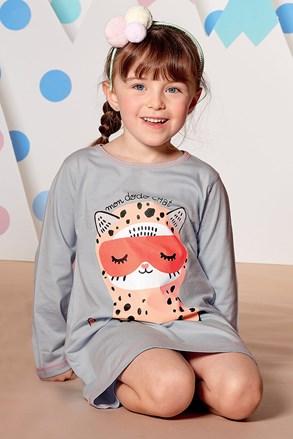 Dívčí noční košile Dodo Chat