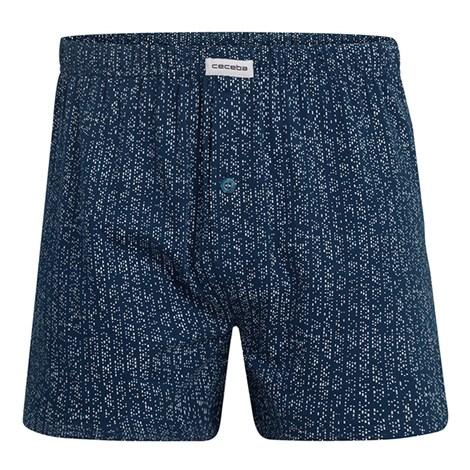 CECEBA Pánské trenky CECEBA Pure Cotton modré modrá M