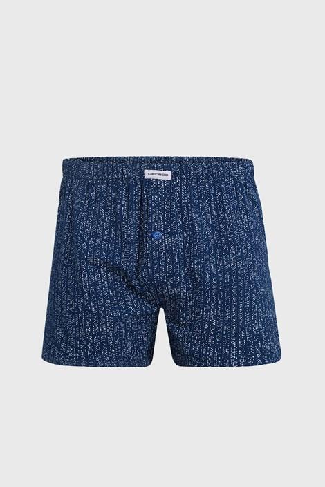 CECEBA Pánské trenky CECEBA Pure Cotton modré 5XL plus modrá 5XL