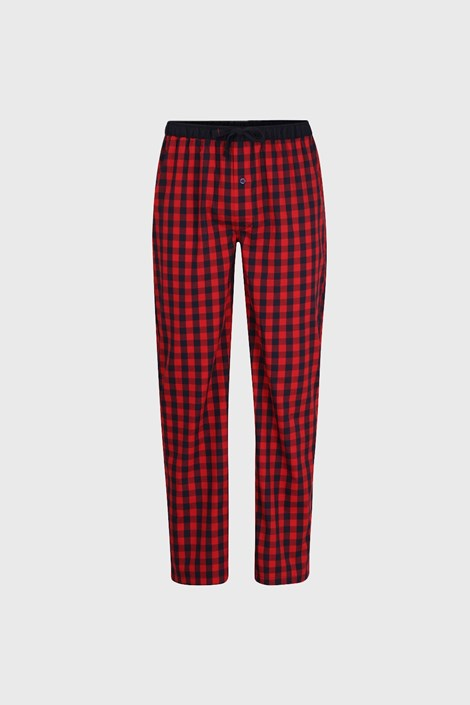 CECEBA Pánské pyžamové kalhoty Ceceba Mars Red červená XXL