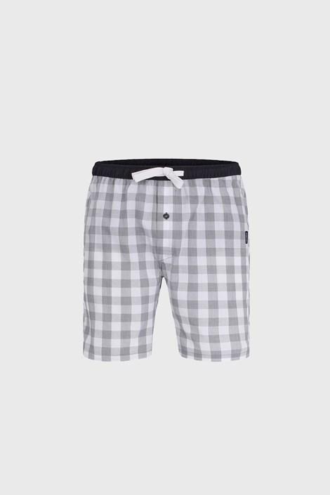 CECEBA Pánské pyžamové šortky Ceceba Grey šedá XXL